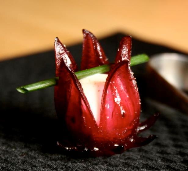 Samoras Fine Foods wild-hibiscus-chevre-chive-and-black-pepper-appetizer.jpg