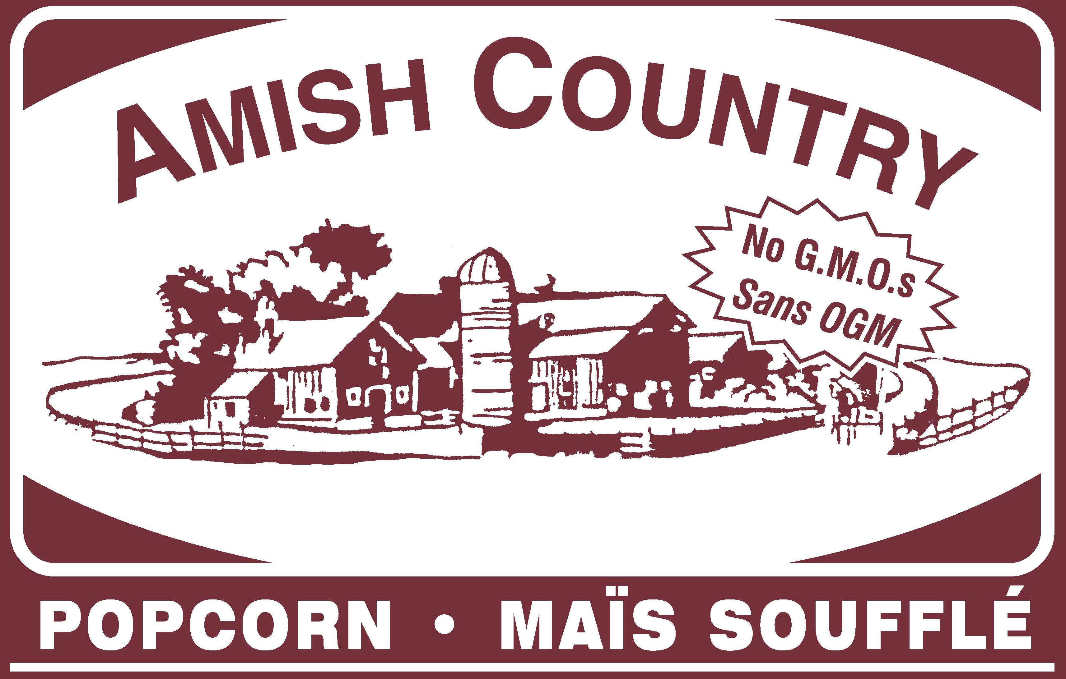 Amish Country Popcorn from Samora's Toronto
